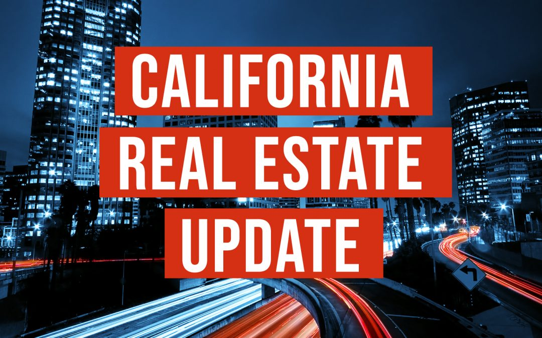 Southern California Real Estate Market | COVID-19 Update