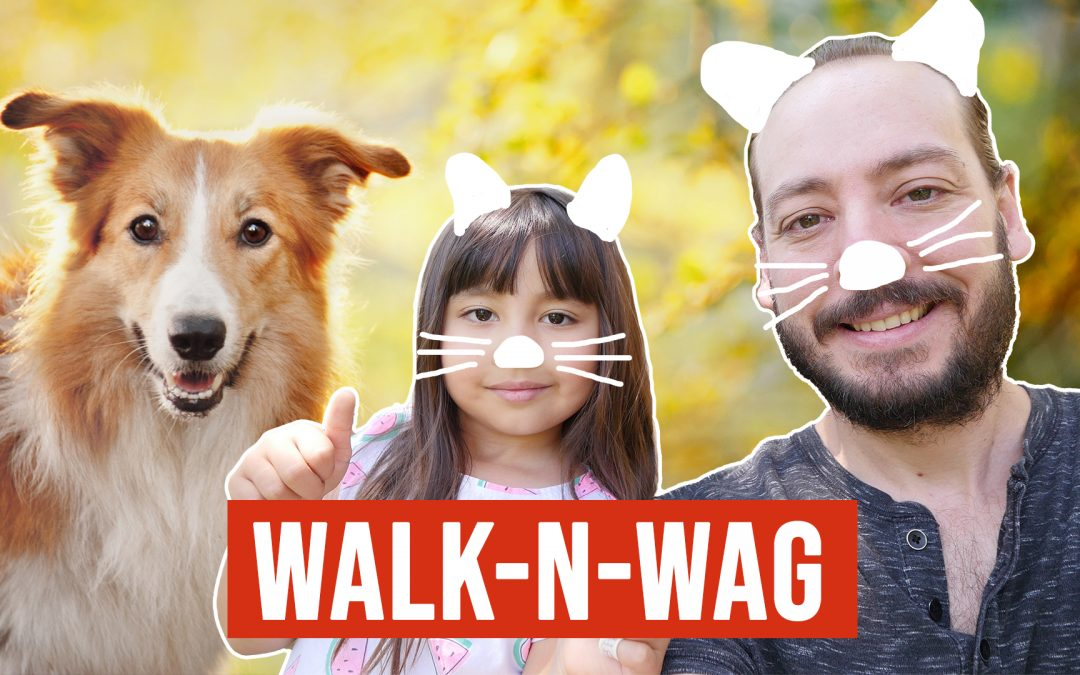 First Annual Walk-N-Wag